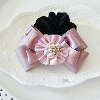 Sweet House perspective purple bow ring colon