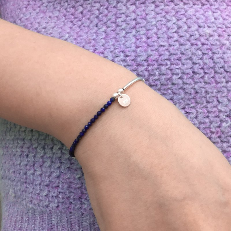 Wonder bracelet | Blue Crystal Bracelet | Love Bracelet | Friendship Bracelet