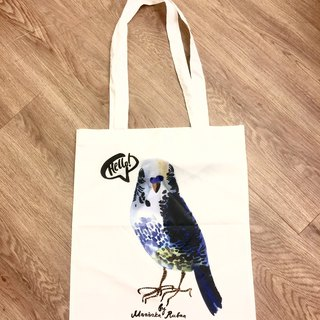 PK bears|Love Life Bear Shopping Bag Hello Bird