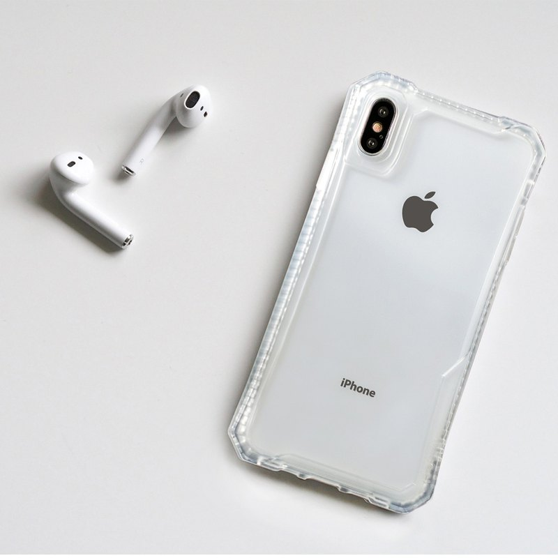 "Rampart Series│iPhone Xs Max (6.5"")│Shock absorbing case"