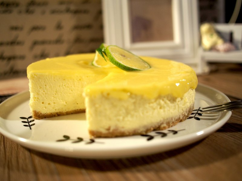 Buy 6 into the free group of lemon curd cheese cake 6 inches