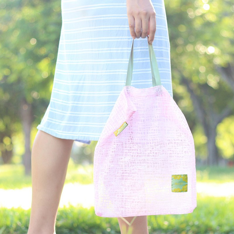 BAILET Ballet Lace Light Tote