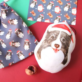 Christmas Dog Gift Set