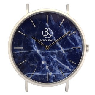 BOND STONE SHINE LAPIS LAZULI 40mm watch body only (belt optional)