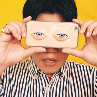 Anatomy l EYES Phone case