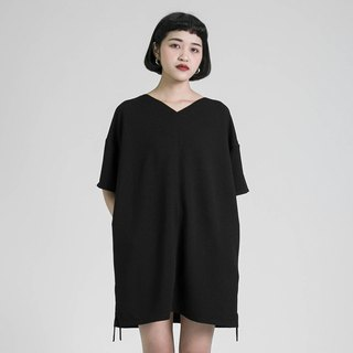 Apocalypse implied styling dress _8SF118_ black