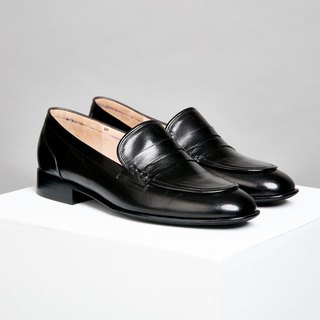 H THREE PENNY Carrefour shoes / flat / black