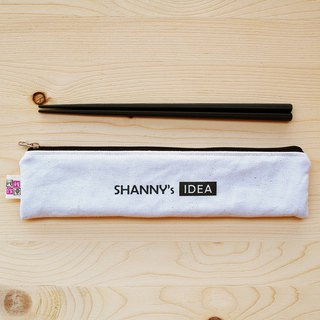 Customized | zipper chopsticks bag chopsticks group (chopstick bag with a pair of sps chopsticks)