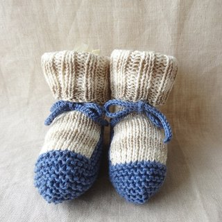 6M ~ ● Organic ● baby bootie Cotton 164