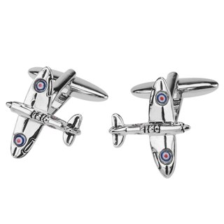 Fighter Aircraft Cufflinks
