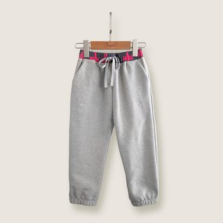 Comoyo-Color Cross Cross Pants