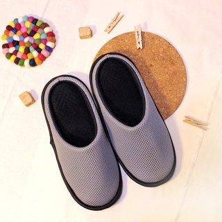 AC RABBIT function indoor air cushion slippers - all-inclusive - gray comfortable decompression original / sp-1208T-Mgy