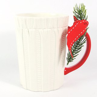 Warm mug - Cocoa 350ml [Hallmark Gift Christmas Series]