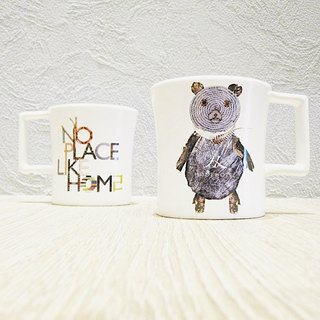 Home Hotel X Set Original Mug - Bear