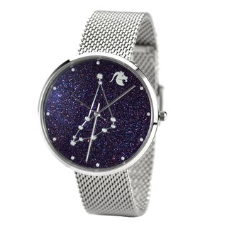 Constellation in Sky Watch (Capricornus) Luminous Free Shipping Worldwide