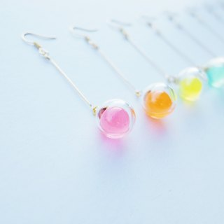 Dr. C 's Laboratory C PhD research laboratory / color pendulum series - ear acupuncture / ear clip
