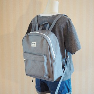 NORMAL DAY PACK LightGrey