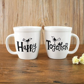 馬克杯套組15oz-Happy Together | MUGS056