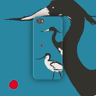 Migratory birds / 2016 / Phone case