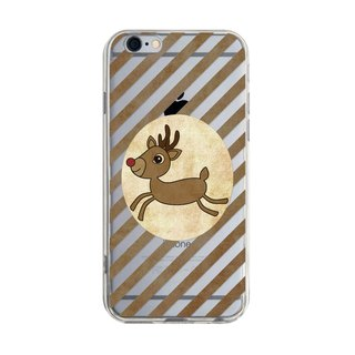 Cute deer - Samsung S5 S6 S7 note4 note5 iPhone 5 5s 6 6s 6 plus 7 7 plus ASUS HTC m9 Sony LG G4 G5 v10 phone shell mobile phone sets phone shell phone case