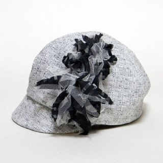 Seaweed News Boy Cap - Black (PL 1220 Black)