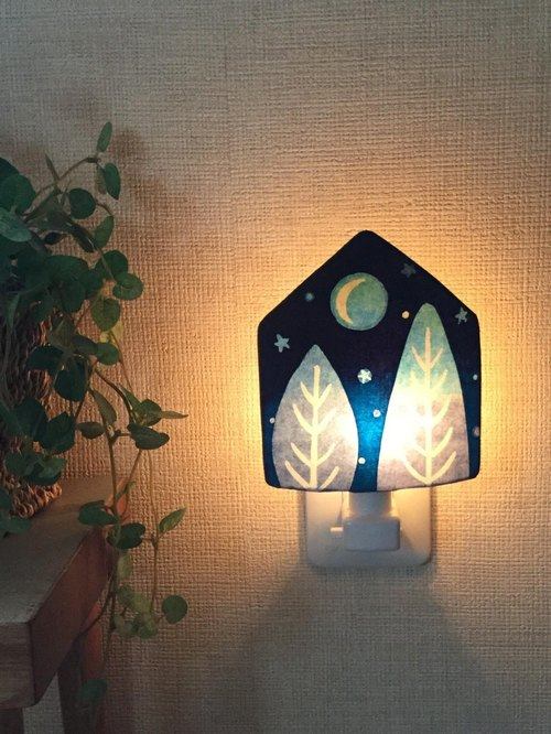 Resale Night Lamp To Night Forest for summer