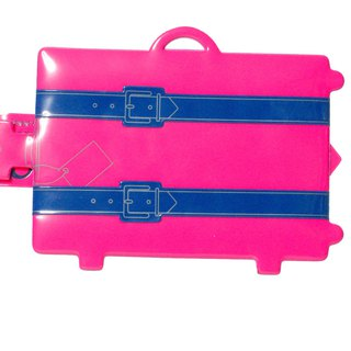 Rollog My suitcase tag(Pink)