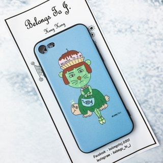 Belongs To J.  IPhone 7 & 8 Case - Cross-play Party