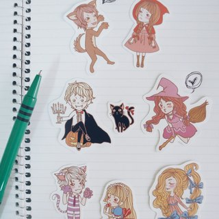 ◆ mint monster sticker fairy friends into the group -8