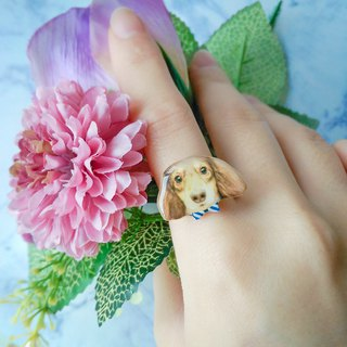 Customized Accessories Pet / Portrait Ring