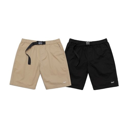 Filter017 Belted Shorts / Buckle Shorts