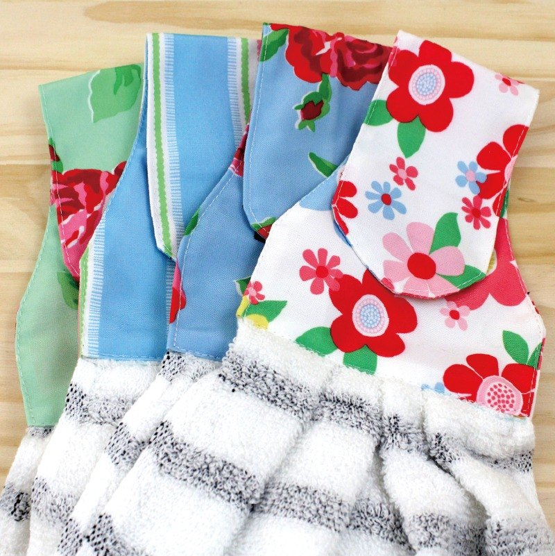 Hand towel (Boute bottle recycling environmental fiber fabric)