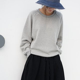 ee18/ Basic Sweater (grey)