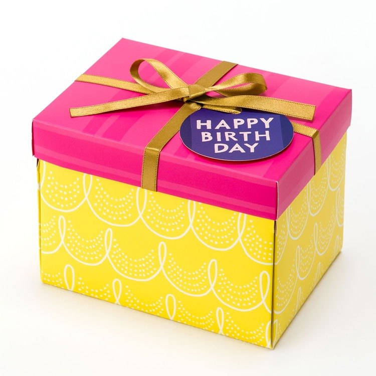 Iroha - Surprise Card - Yellow