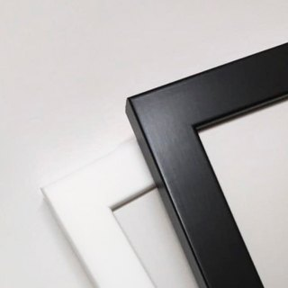 Black photo frame A3 (29.7*42.0) cm