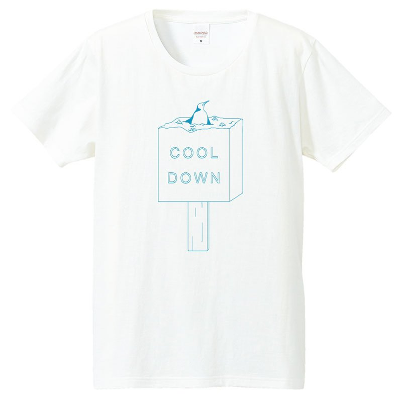 T-shirt / cool down