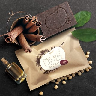 Organic soy milk soap │ Run │