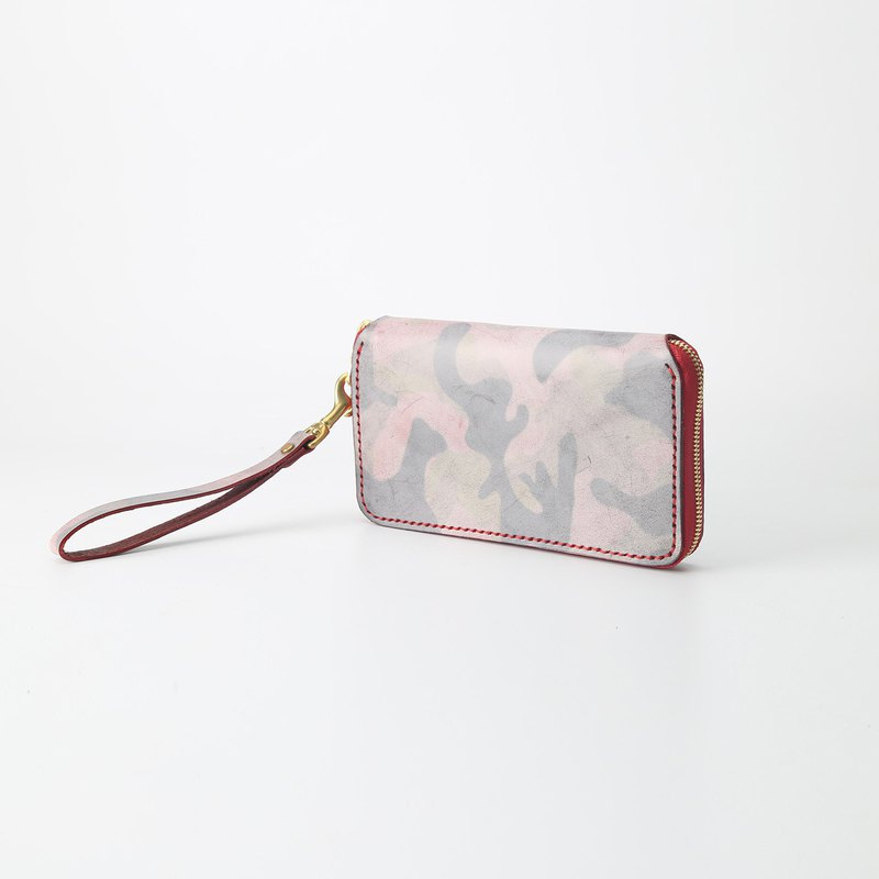 [Customer Edition] Women's Camouflage Clutch