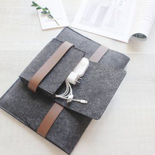 Original mouse power storage bag laptop bag new Macbook Pro 13 吋 computer bag 142