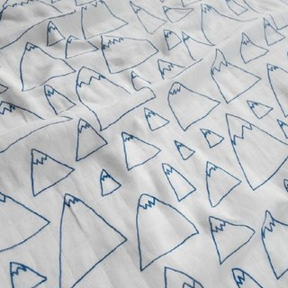 Organic cotton gauze wrap (Hawthorn) – MOUNTAIN MUSLIN BLANKET