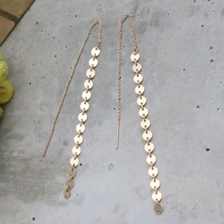 Long 1084 long earrings