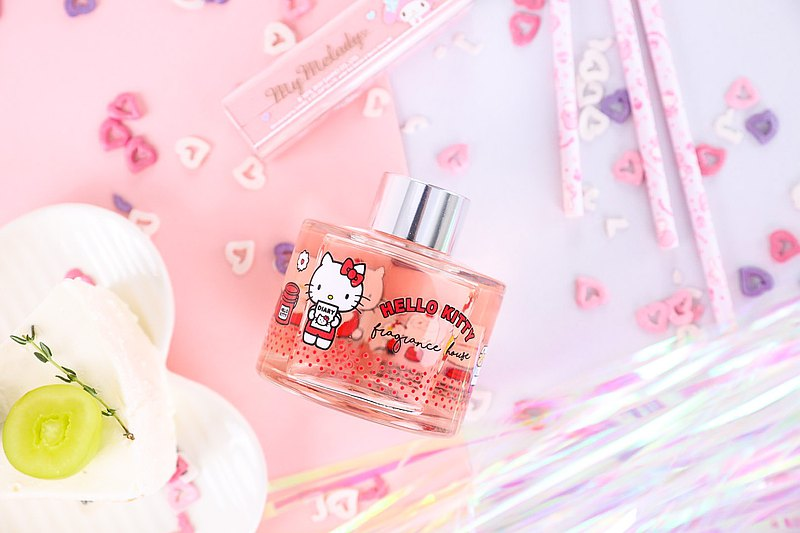 【Sanrio】Hello Kitty Diffuser | BFF (Apple, Strawberry, Soda) 【Ship to HK only】