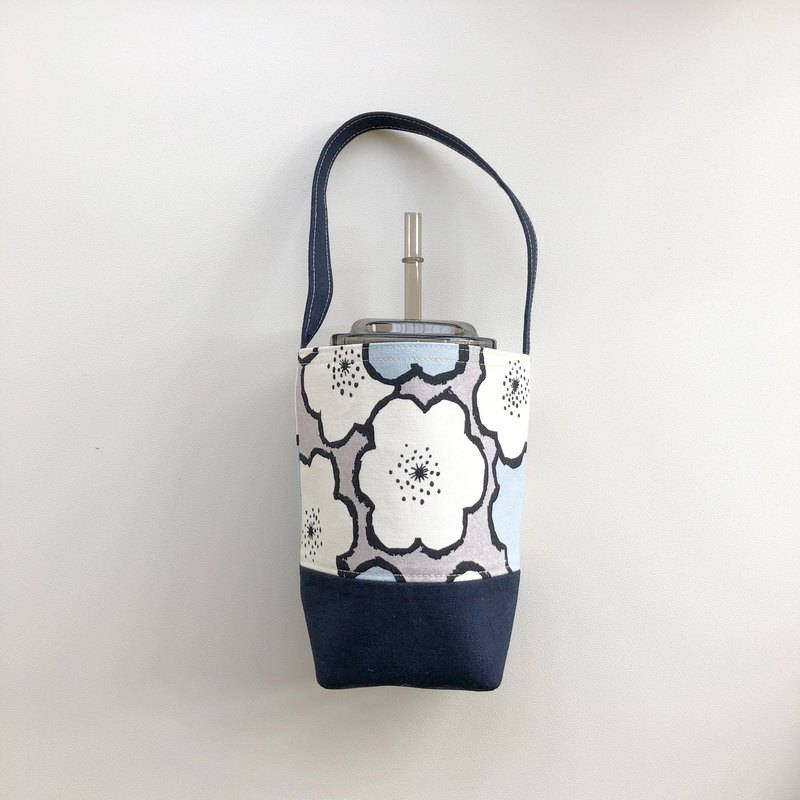 Sakura drink bag water bottle bag