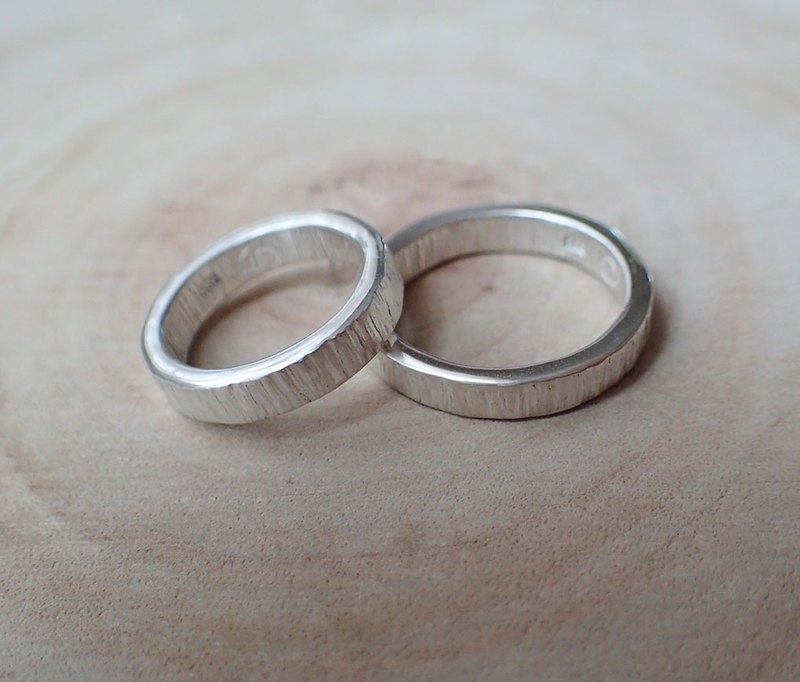 Lightup workshop - Raising ring, Handmade, 999-Fine Silver