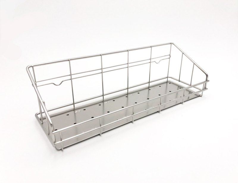 Stainless steel seasoning tank rack Kitchen racks Ultra-thin line of elegant beauty Kitchen storage 304 stainless steel bottle rack