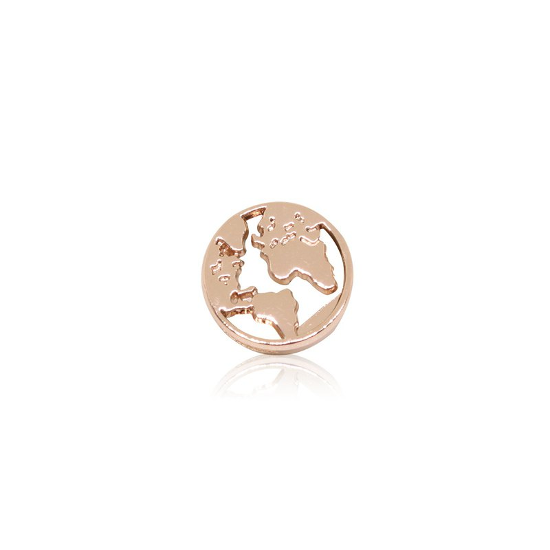 Holly HOURRAE [Travel around the world] popular rose gold series small jewelry
