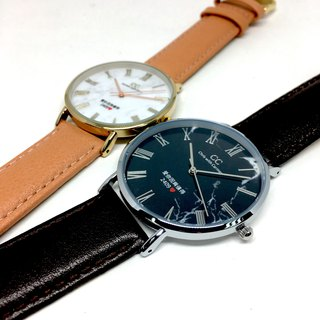 Valentine's Day Promotion - Customized Watches - Couple Marbled Surface