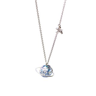 Mavelous Universe Snowball Necklace (s)