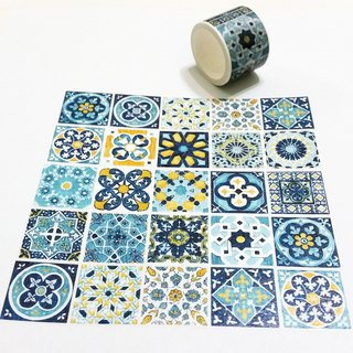 Washi Tape Marinatic Flower