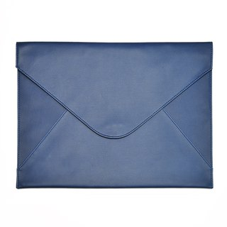 Bellagenda 13 inch tablet Bag, Document Envelope, Sleeve Notebook Case Navy